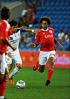 17/07 /2011<br /> <br />  INTERNATIONAL FOOTBALL TOURNAMENT OF  FARO -  /<br /> RSCA vs BENFICA  -<br />   AXEL WITSEL - CANESIN<br /> <br /> NORWAY ONLY