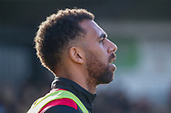 Anton Ferdinand of St Mirren loos on from the side of the park during the Ladbrokes Scottish Premiership match between St Mirren and Dundee at the Paisley 2021 Stadium, St Mirren, Scotland on 30 March 2019.