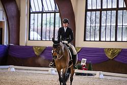 Kronberg, Gestüt Schafhof, KRONBERG _ Int. Festhallen Reitturnier Schafhof Edition 2020<br /> <br /> HEMMER Katharina (GER), Signorina 10<br /> Louisdor-Preis - Finale 2020 <br /> Nachwuchspferde Grand Prix für 8 - 10j. Pferde / Einlaufprüfung <br /> Kurz Grand Prix<br /> Dressurprüfung Kl.S***<br /> <br /> 19. December 2020<br /> © www.sportfotos-lafrentz.de/Stefan Lafrentz