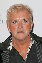 © Licensed to London News Pictures. 30/09/2014, UK. Steve Strange, Soul Boys Of The Western World, Spandau Ballet: The Film - European film premiere, Royal Albert Hall, London UK, 30 September 2014. Photo credit : Richard Goldschmidt/Piqtured/LNP