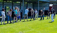 AMSTERDAM  - NVG / NGF / Open Golfdagen / Golfclub Ookmeer .     kennismaken met golf. , kennismaking,     COPYRIGHT KOEN SUYK