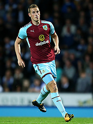 Chris Wood of Burnley - Mandatory by-line: Matt McNulty/JMP - 23/08/2017 - FOOTBALL - Ewood Park - Blackburn, England - Blackburn Rovers v Burnley - Carabao Cup - Second Round