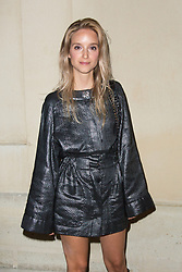 Matilda Lutz arriving the Chanel 'Code Coco' Watch Launch Party as part of the Paris Fashion Week Womenswear Spring/Summer 2018 on October 3, 2017 in Paris, France, October 03 2017. Photo by Nasser Berzane/ABACAPRESS.COM