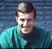 Ray Clemence (Liverpool) 1969/70 Photocall. Credit:Colorsport.