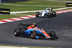Esteban Ocon (FRA) Manor Racing MRT05.<br /> 02.10.2016. Formula 1 World Championship, Rd 16, Malaysian Grand Prix, Sepang, Malaysia, Sunday.<br /> Copyright: Photo4 / XPB Images / action press