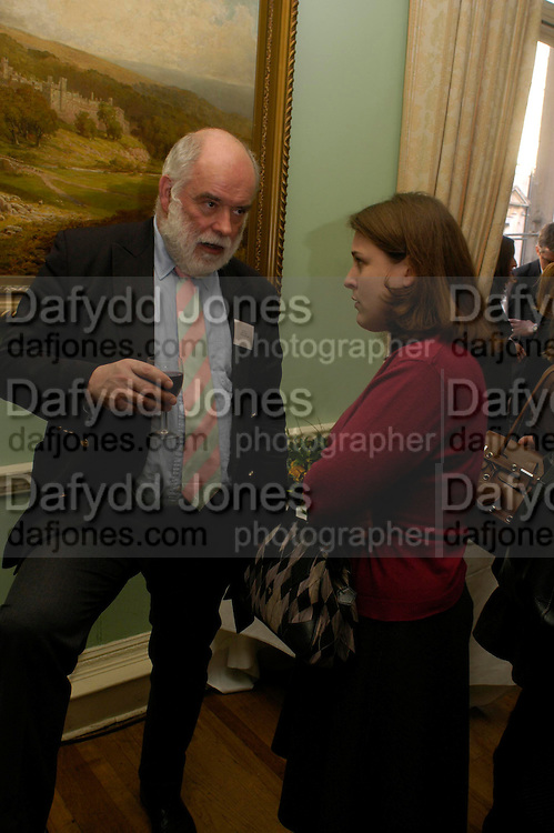 Tanya Gold. WH Smith Literary Award. Dartmouth House. 14 January 2004. ONE TIME USE ONLY - DO NOT ARCHIVE  © Copyright Photograph by Dafydd Jones 66 Stockwell Park Rd. London SW9 0DA Tel 020 7733 0108 www.dafjones.com