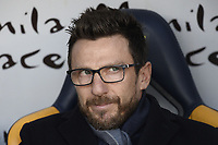 Eusebio Di Francesco Sassuolo <br /> Verona 20-12-2015 Stadio Bentegodi Football Calcio Serie A 2015/2016 Hellas Verona - Sassuolo<br /> foto Daniele Buffa/Image Sport/Insidefoto
