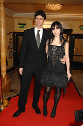 Ballerina TAMARA ROJO and JONATHAN COPE at the South Bank Show Awards held at The Dorchester, Park Lane, London on 29th January 2008.<br /><br />NON EXCLUSIVE - WORLD RIGHTS