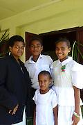 Church, Mololo Island, Mamanucas, Fiji