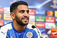 Leicester City Press Conference 211116