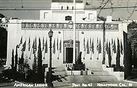 1942 American Legion Post #43 at 2031 N. Highland Avenue