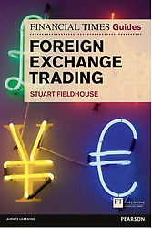 Tearsheet of front cover of Financial Times book Foreign Exchange trading