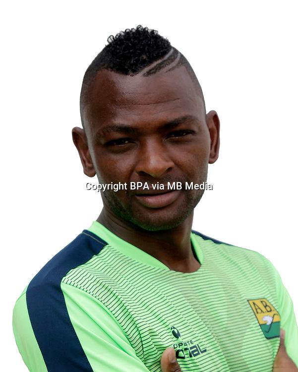 Colombia League - Liga Aguila 2015-2016 - <br /> Club Atletico Bucaramanga - Colombia / <br /> Jarol Martinez Gonzales