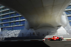11.11.2011, Yas-Marina-Circuit, Abu Dhabi, UAE, Grosser Preis von Abu Dhabi, im Bild Fernando Alonso (ESP),  Scuderia Ferrari  // during the Formula One Championships 2011 Large price of Abu Dhabi held at the Yas-Marina-Circuit, 2011-11-11. EXPA Pictures © 2011, PhotoCredit: EXPA/ nph/ Dieter Mathis..***** ATTENTION - OUT OF GER, CRO *****