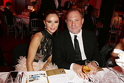 Exclusif - Harvey Weinstein and Georgina Chapman attending the Semaine du Cinema Positive by Positive Planet diner during the 69th annual Cannes Film Festival on May 18, 2016 in Cannes, France. Photo by Jerome Domine/ABACAPRESS.COM  | 547521_074