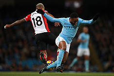 Manchester City v Southampton, 29 Nov 2017