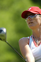 Golf<br /> <br /> NORWAY ONLY<br /> <br /> GOLF - EVIAN MASTERS 2003 - EVIAN MASTERS GOLF CLUB - 23-26/07/03 - PHOTO: PHILIPPE MILLEREAU / DPPI<br /> CATRIN NILSMARK (SWE)