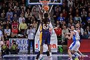 DESCRIZIONE : Beko Legabasket Serie A 2015- 2016 Dinamo Banco di Sardegna Sassari - Manital Auxilium Torino<br /> GIOCATORE : Ndudi Ebi<br /> CATEGORIA : Tiro Tre Punti Three Point Controcampo<br /> SQUADRA : Manital Auxilium Torino<br /> EVENTO : Beko Legabasket Serie A 2015-2016<br /> GARA : Dinamo Banco di Sardegna Sassari - Manital Auxilium Torino<br /> DATA : 10/04/2016<br /> SPORT : Pallacanestro <br /> AUTORE : Agenzia Ciamillo-Castoria/L.Canu