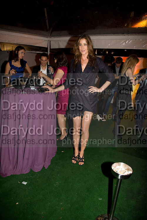 LISA SNOWDON, Glamour magazine Women of the Year Awards. Berkeley Sq. London. 3 June 2008 *** Local Caption *** -DO NOT ARCHIVE-© Copyright Photograph by Dafydd Jones. 248 Clapham Rd. London SW9 0PZ. Tel 0207 820 0771. www.dafjones.com.