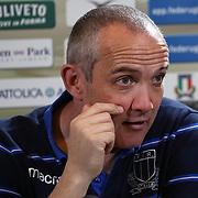 20190207 Rugby : presentazione titolari Italia v Galles