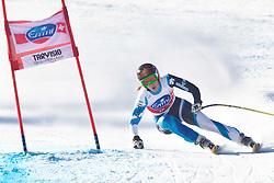 05.03.2011, Pista di Prampero, Tarvis, ITA, FIS Weltcup Ski Alpin, Abfahrt der Damen, im Bild Carolina Ruiz Castillo (SPA) // Carolina Ruiz Castillo (SPA) during Ladie's Downhill FIS World Cup Alpin Ski in Tarvisio Italy on 5/3/2011. EXPA Pictures © 2011, PhotoCredit: EXPA/ J. Groder