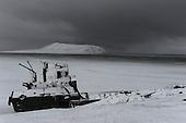 Cape North. Chukotka