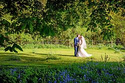 Wedding Photography at St. Peter's Church in Benington, Hertfordshire.
