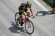 Sylvain Chavanel (FRA - Direct Energie) during the 105th Edition of Tour de France 2018, cycling race stage 19, Lourdes - Laruns (200 km) on July 27, 2018 in Laruns, France - photo Kei Tsuji / BettiniPhoto / ProSportsImages / DPPI