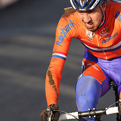 HUYBERGEN (NED) veldrijden <br />WK 2008-2009<br />Thijs van Amerongen