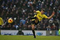 Football - 2016 / 2017 Sky Bet Championship - Brighton & Hove Albion vs. Burton Albion<br /> <br /> Ben Turner of Burton Albion in action at the Amex Stadium Brighton<br /> <br /> COLORSPORT/SHAUN BOGGUST