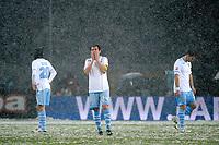 Cristian Ledesma delusione Lazio.Torino 16/03/2013 Stadio Olimpico Torino.Football Calcio Serie A  2012/13.Torino vs Lazio.Foto Insidefoto Federico Tardito