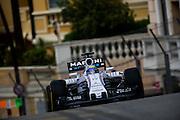 May 20-24, 2015: Monaco Grand Prix - Felipe Massa (BRA), Williams Martini Racing