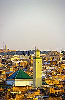 Mosquee Karaouiyne, Medina, Fes el Bali (Old Fes), Fez (Fes), Morocco