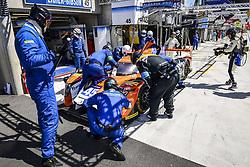June 17, 2017 - Le Mans, France - 45 ALGARVE PRO RACING (PRT) LIGIER JSP217 LMP2 VINCENT CAPILLAIRE (FRA) MATTHEW MCMURRY (USA) MARK PATTERSON  (Credit Image: © Panoramic via ZUMA Press)