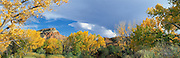 Ghost Ranch in the Fall