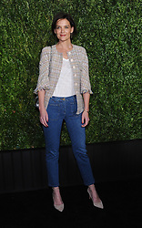 NEW YORK, NY - April 23: Cobie Smulders attend the CHANEL Tribeca Film Festival Artists Dinner at Balthazar on April 23, 2018 in New York City. 23 Apr 2018 Pictured: Katie Holmes. Photo credit: JP/MPI/Capital Pictures / MEGA TheMegaAgency.com +1 888 505 6342