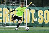 Albany vs. Vermont Men's Soccer 10/07/16
