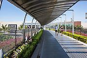 Bridge of Gardens at South Coast Plaza