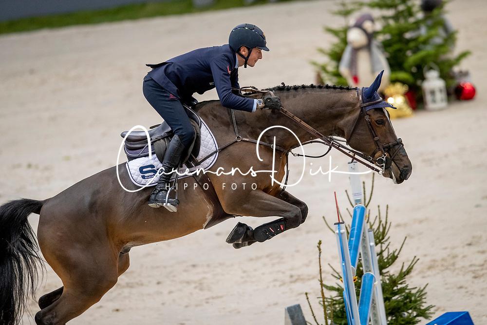 De Luca Lorenzo, ITA, Ensor de Litrange Lxii<br /> CHI Genève 2018<br /> © Hippo Foto - Dirk Caremans<br /> 06/12/2018