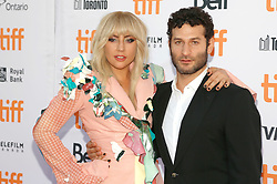 September 8, 2017 - Toronto, Ontario, Canada - Lady Gaga and director Chris Moukarbel attending the 'Gaga: Five Foot Two' premiere during the 42nd Toronto International Film Festival at Princess Of Wales Theatre on September 08, 2017 in Toronto, Canada (Credit Image: © Future-Image via ZUMA Press)