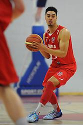 Bristol Flyers' Roy Owen - Photo mandatory by-line: Dougie Allward/JMP - Mobile: 07966 386802 - 18/10/2014 - SPORT - Basketball - Bristol - SGS Wise Campus - Bristol Flyers v Durham Wildcats - British Basketball League