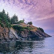 Owl's Head Lighthouse near Rockland, Maine