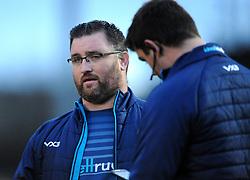 Worcester Valkyries director of rugby Roy Davies - Mandatory by-line: Nizaam Jones/JMP - 01/12/2018 - RUGBY - Sixways Stadium - Worcester, England - Worcester Valkyries v Saracen Women- Tyrrells Premier 15s