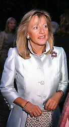 PRINCESS CHANTAL OF HANOVER at a dinner <br /> in London on 22nd May 2000.OEK 89