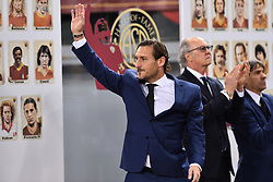 Francesco Totti enters the hall of fame of Rome-27-11-2018 In the picture Francesco Totti