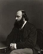 Robert Arthur Talbot Gascoyne Cecil, 3rd Marquis of Salisbury (1830-1903) British Conservative statesman. Prime Minister 1885, 1886, 1895-1902. Engraving c1885.