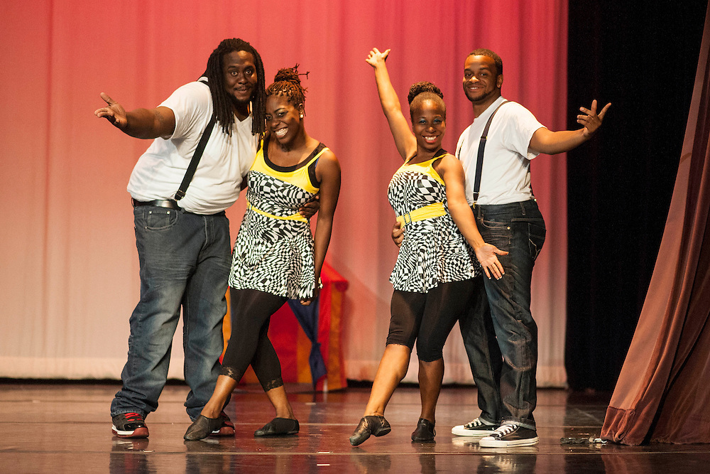 Photo by Matt Roth<br /> <br /> Daddy Daughter Dance, IPA's Spring dance concert  Brooklyn Park, Maryland on Monday, June 03, 2013.