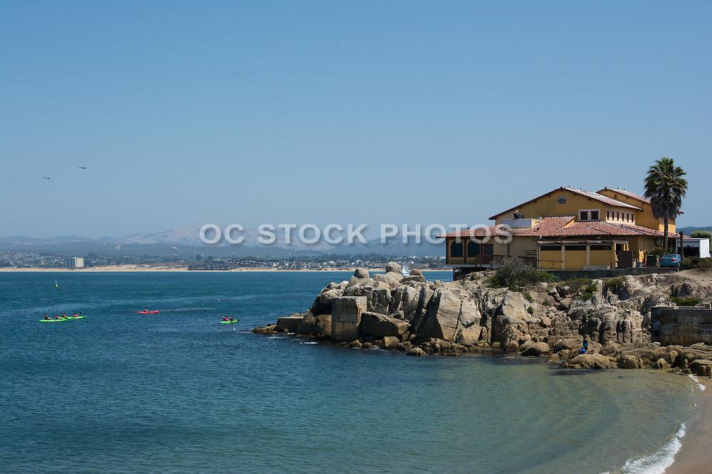 El Torito Mexican Restaurant On The Coast In Monterey California