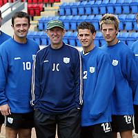 St Johnstone FC June 2004