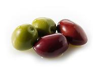 Mixed Kalamata & green olives